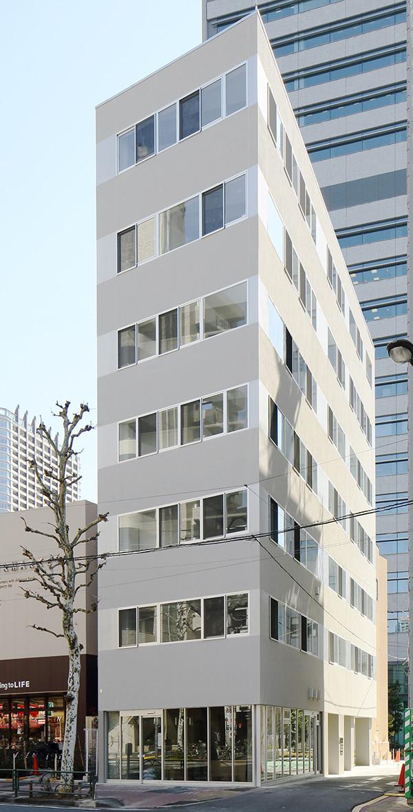 東五反田の集合住宅