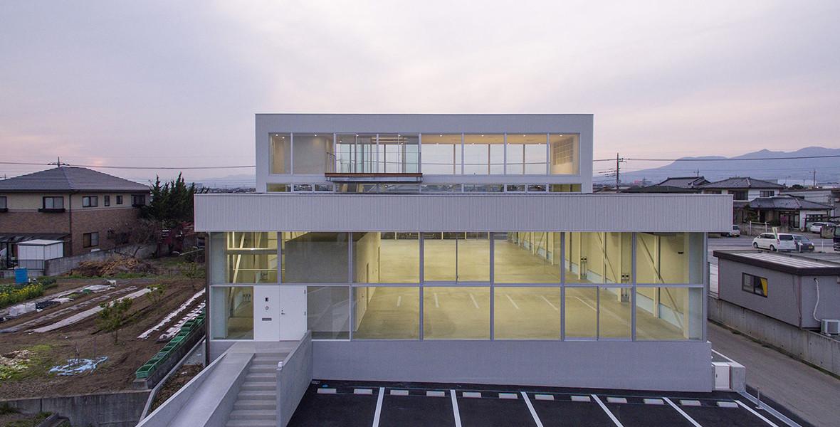 伊勢崎の工場