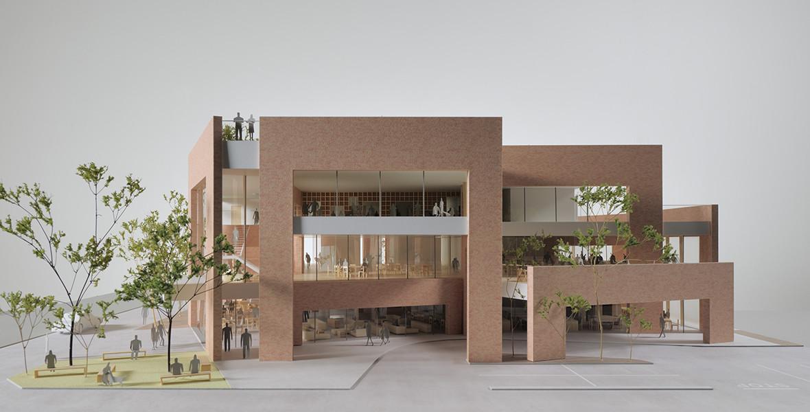 松阪市新健康センター設計プロポーザル応募案